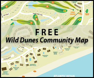 Free Wild Dunes, Isle of Palms Community Map