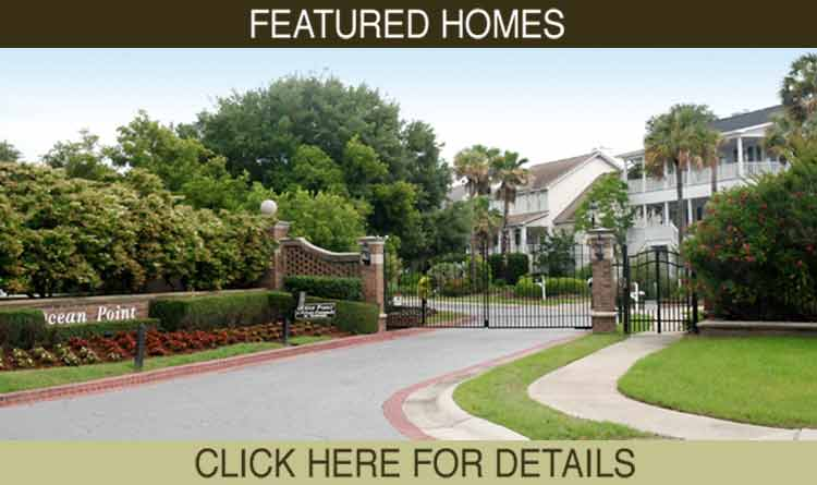 Wild Dunes, Isle of Palms featured homes for sale